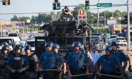 Ferguson Police State 2