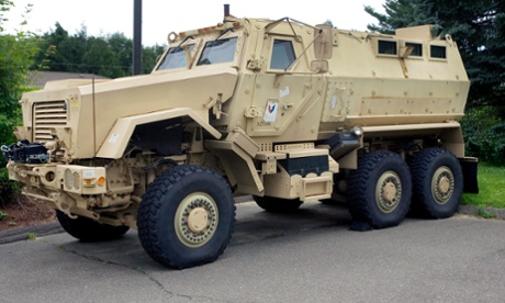 School Police Militarization