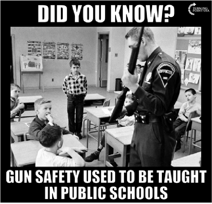 A Real Solution For School Shootings